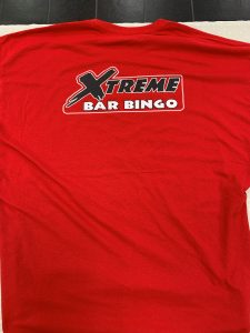 Xtreme Bar Bingo T-Shirt